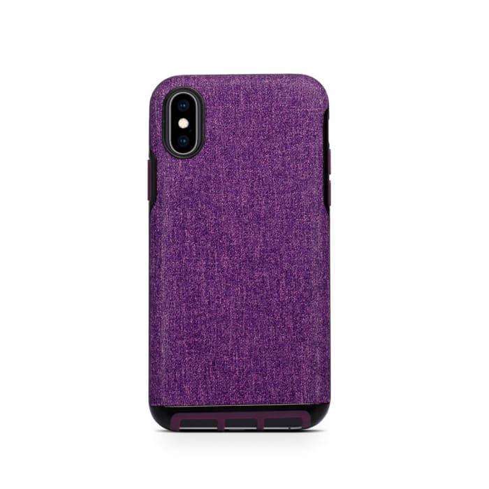 Impactor Ultra Fabric Purple iPhone X/XS (0)