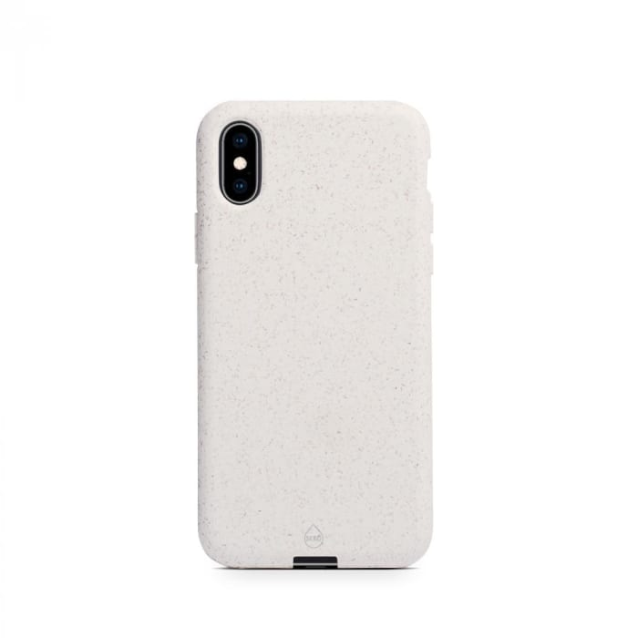 Seed Eco Case iPhone X/XS White (0)