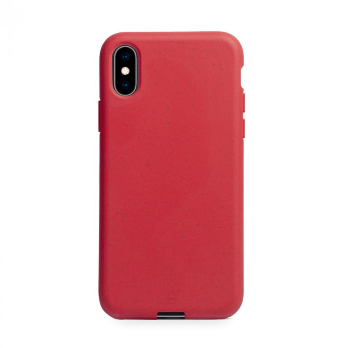 Seed Eco Case iPhone XS Max Red (0)