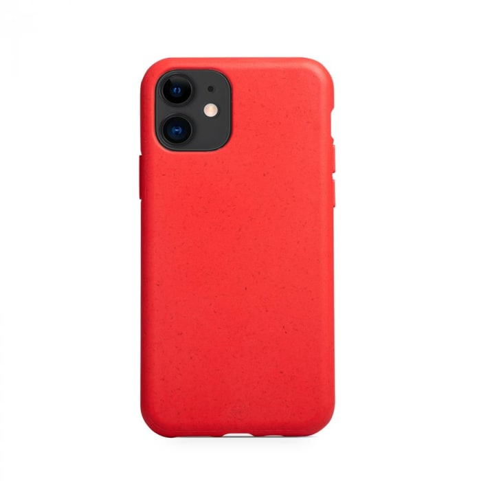Seed Eco Case iPhone 11 Red (0)