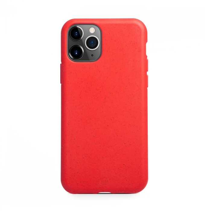 Seed Eco Case iPhone 11 Pro Max Red (0)