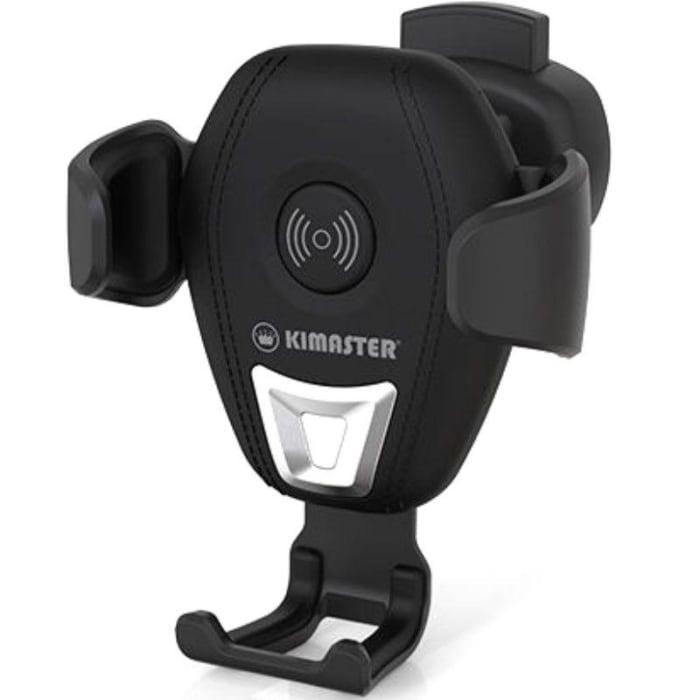 Suporte Veicular Com Indução Carregamento Wireless Kimaster KW135 (0)