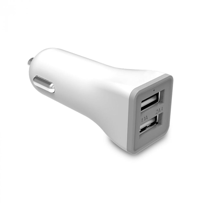Car Charger 2 Usb Customic (0)